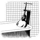 струбцина в ванне, Гурский Аркадий