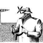 шляпа с пропеллером, Гурский Аркадий