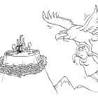 Галантный орел, Смагин Максим