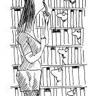 В библиотеке, Богорад Виктор