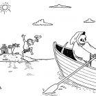 Смерть на остров, Александров Василий