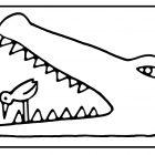 птица и крокодил, Копельницкий Игорь