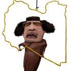 Муаммар Каддафи, Попов Андрей