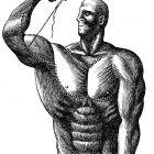 Пришивание мускулов, Гурский Аркадий