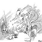 Дракон у гадалки, Богорад Виктор