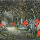 Кресты на кладбище, Лемехов Сергей