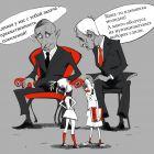 отцы и дети, Новосёлов Валерий