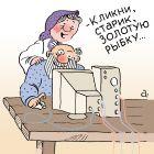 """""""Кликни Золотую рыбку"""", Александров Василий"""