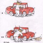 накачивает шины, Кононов Дмитрий