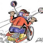 Мотоциклист, Цыганков Борис