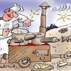 Эх, кухня, военно-полевая!, Цыганков Борис