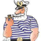 Большое сердце моряка, Цыганков Борис