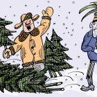 В лесу родилась елочка, Цыганков Борис