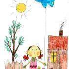 Девочка с шариком, Валиахметов Марат