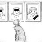 Уже не стыдно (ч/б), Шмидт Александр