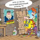 пятизвездочный отель, Кокарев Сергей