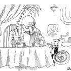 Официант, Богорад Виктор