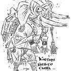 костюм слона, Егоров Александр