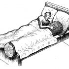 бревно в постели, Гурский Аркадий