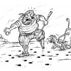 Гольф и пират, Бондаренко Дмитрий