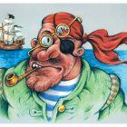 Одноглазый пират, Бондаренко Дмитрий