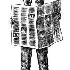 читатель газеты, Гурский Аркадий