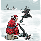 Зимняя рыбалка, Батов Антон