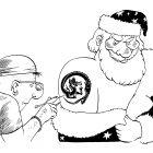 Новогодняя татуировка, Смагин Максим