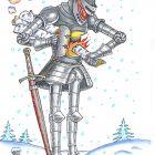 рыцарь, Никитин Игорь