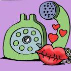 Любовь по телефону, Мельник Леонид