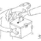Выборный этикет, Смагин Максим