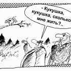 Кукушка, Шилов Вячеслав