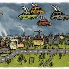 Небесное такси, Камаев Владимир
