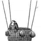 Обезьяна в корзине, Гурский Аркадий