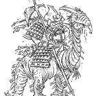 Дракон-воин, Егоров Александр