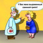 свиной грипп, Соколов Сергей