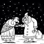 Новогодние гадания, Мельник Леонид