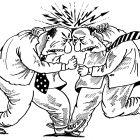 Политическое столкновение, Мельник Леонид