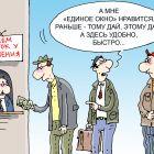 единое окно, Кокарев Сергей