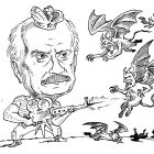 Никита Михалков - бесогон, Смагин Максим