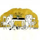 Разговор под столом, Москин Дмитрий