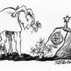 На кладбище, Москин Дмитрий