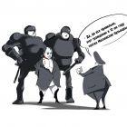 Гражданина взяли, Новосёлов Валерий