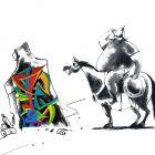 граффити, Новосёлов Валерий