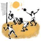 Волейбол в рулетку, Новосёлов Валерий