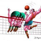 Волейбол, Казаневский Владимир