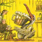 Любитель пива, Казаневский Владимир