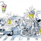 Дети моют стекла машин, Гуцол Олег