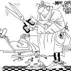 Хирург с ножницами, Гуцол Олег