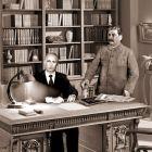 Внук и дед, Сергеев Александр